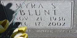 Myra Scott Blunt