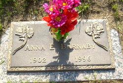 Mrs Anna E. <i>Coffey</i> Barnaby