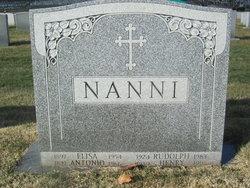 Elisa <i>Cetto</i> Nanni