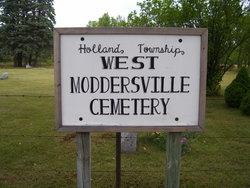 Moddersville West Cemetery