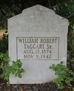 William Robert Taggart, Sr