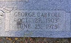 George Carroll Bud Fields