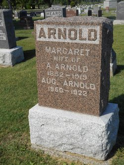 Margaret <i>Beaver</i> Arnold