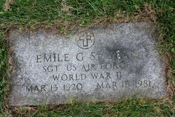 Emile G. St Jean