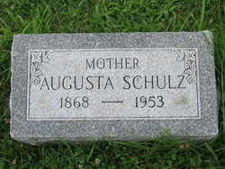 Augusta Schulz