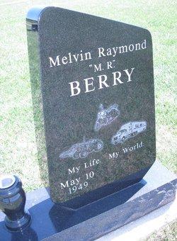 Melvin Raymond MR Berry