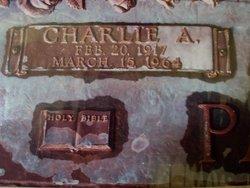 Charles Anderson Charlie Payne