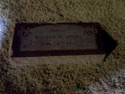 William Nathaniel Nathan Downs