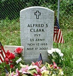 Pvt Alfred Sylvester Clark