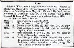 Deacon Robert White