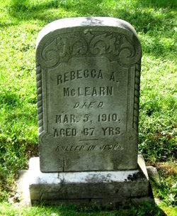 Rebecca A. <i>Scott</i> McLearn