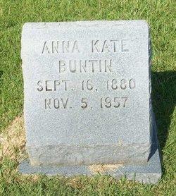 Anna Kate <i>Love</i> Buntin