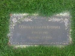 Clarence Nolan Kendall