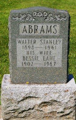Bessie Gertrude <i>Lane</i> Abrams