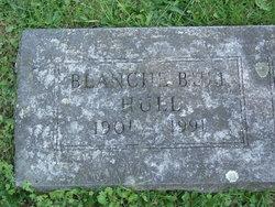 Mary Blanche <i>Bull</i> Hull