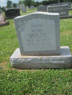 Ruby J. Wolfe