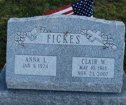 Clair W. Fickes