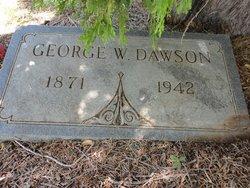 Dr George Waller Dawson