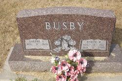 Byron Robert Busby