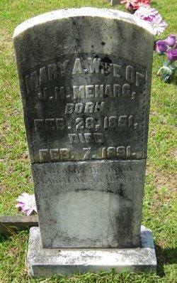 Mary Ann <i>Stanley</i> Meharg