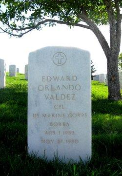 Edward Orlando Valdez