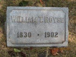 William Tecumseh Royse