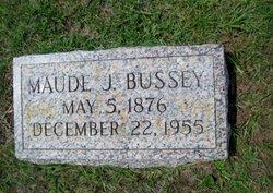 Maude J. Bussey