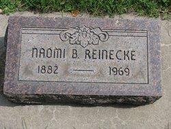 Naomi Buryl <i>Smith</i> Reinecke