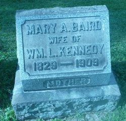 Mary A Baird