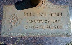 Ruby Faye Guinn