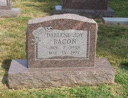Darlene Joy <i>Duncan</i> Bacon