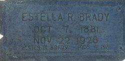 Docia Estella Alwilda Estella <i>Reynolds</i> Brady