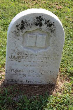 James Samuel Anderson