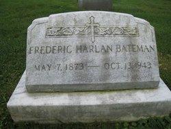 Frederic Harlan Bateman