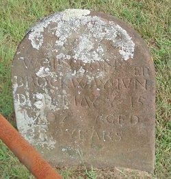 Wolston Brockway, Jr