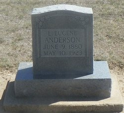 Louis Eugene Anderson