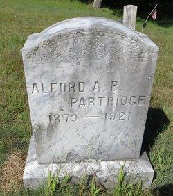 Alford A. B. Partridge