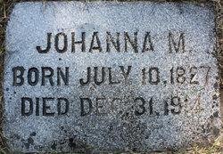Johanna Marie <i>Christianson</i> Borgen