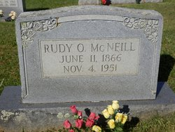 Rudy Oliver McNeill