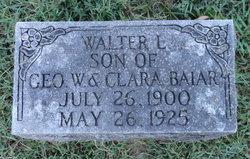 Walter Baiar