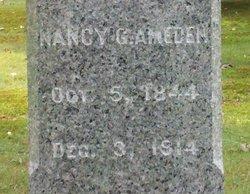 Nancy <i>Gorden</i> Ameden
