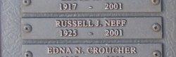 Lieut Russell John Neff