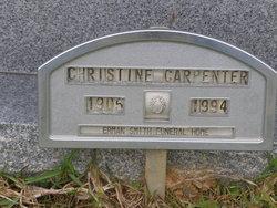 Christine Carpenter