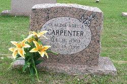 Claudia Adelia Carpenter