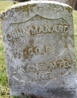 John Frederick Maynard