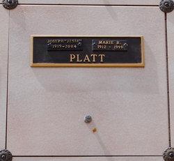 Marie R Platt