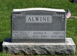 Myrtle Naomi <i>Rohrbaugh</i> Alwine