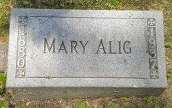 Mary Alig