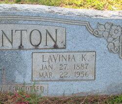 Lavinia Elizabeth Viney <i>Kirkland</i> Thornton
