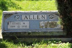 Ethel <i>McClintock</i> Allen